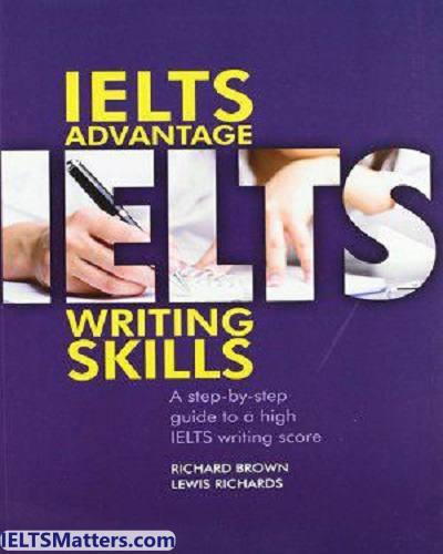 دانلود رایگان کتاب IELTS Advantage – Writing Skills
