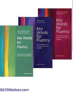 دانلود رایگان مجموعه کتاب های Key Words for Fluency