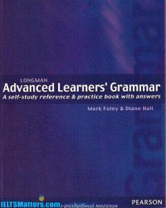 دانلود رایگان کتاب Longman Advanced Learners Grammar