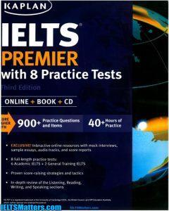 دانلود رایگان کتاب Kaplan IELTS Premier with 8 Practice Tests