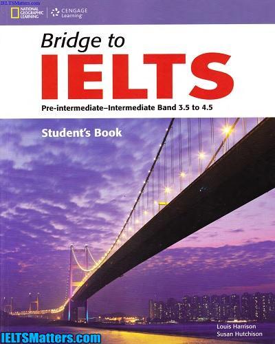 دانلود رایگان کتاب Bridge to IELTS