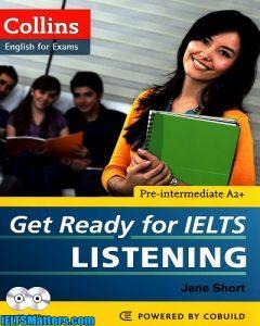 دانلود رایگان کتاب Get ready for IELTS Listening
