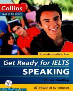 دانلود رایگان کتاب Get Ready for IELTS Speaking