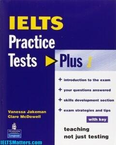 دانلود رایگان کتاب IELTS Practice Test Plus 1