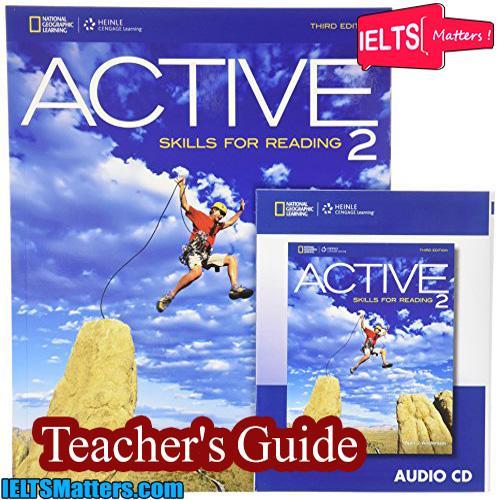 دانلود کتاب معلم و پاسخنامه Active skills for reading 2