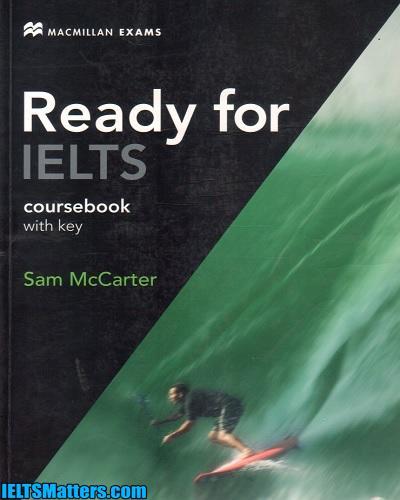 دانلود رایگان کتاب Ready for IELTS انتشارات Macmillan
