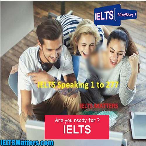 دانلود مجموعه-IELTS Speaking Samples 1 to 277