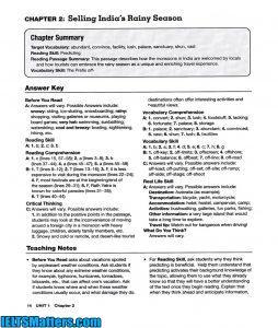 دانلود کتاب معلم و پاسخنامه Active skills for reading 3