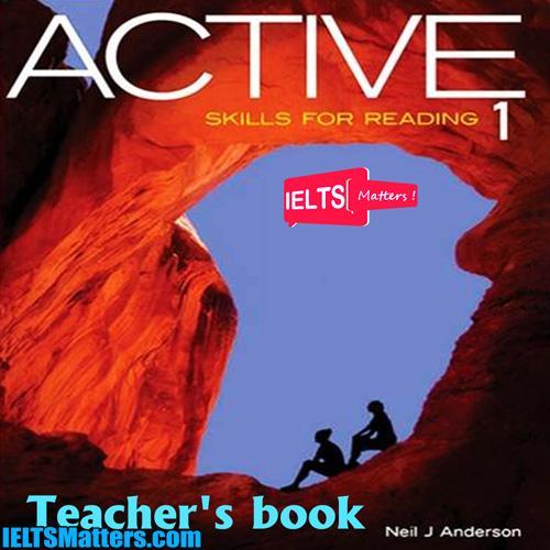 دانلود کتاب معلم و پاسخنامه Active skills for reading 1