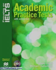 دانلود رایگان کتاب Focusing On IELTS-Academic Practice Tests-Book