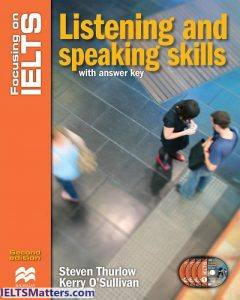 دانلود رایگان کتاب Focusing on IELTS-Listening and Speaking skills