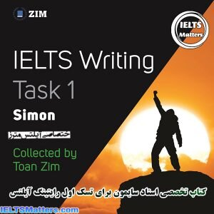 دانلود کتاب IELTS Writing Task1-Simon