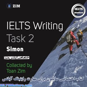 دانلود کتاب IELTS Writing Task2-Simon