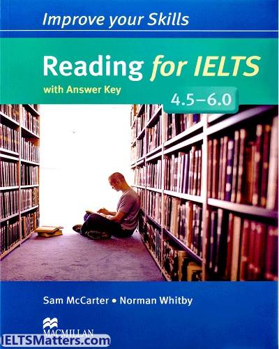 دانلود رایگان کتاب Improve Your Skills Reading for IELTS 4.5-6.0