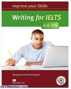 دانلود رایگان کتاب Improve Your Skills-Writing for IELTS 6.0-7.5
