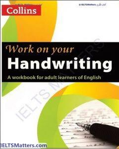 دانلود رایگان کتاب Work on your handwriting