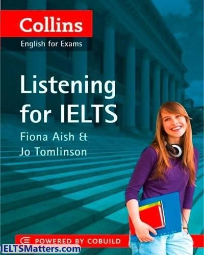 دانلود رایگان کتاب Listening for IELTS-Collins