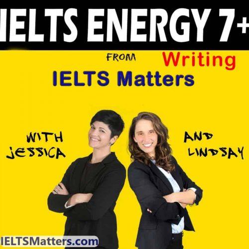 دانلود مجموعه ویدیویی آموزش آیلتس IELTS Energy TV -Writing