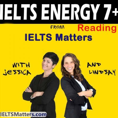 دانلود مجموعه ویدیویی آموزش آیلتس IELTS Energy TV -Reading
