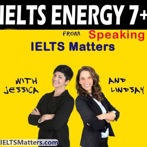 دانلود مجموعه ویدیویی آموزش آیلتس IELTS Energy TV -Speaking