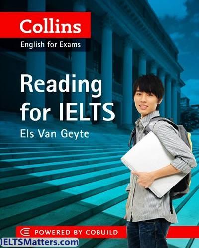 دانلود رایگان کتاب Reading for IELTS-Collins