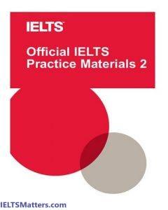 دانلود رایگان کتاب Official IELTS Practice Materials2