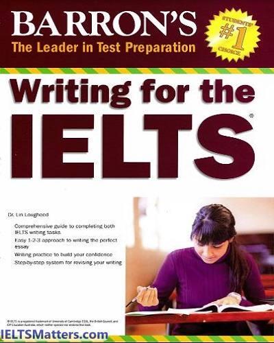 دانلود رایگان کتاب Barron's Writing for the IELTS