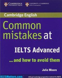 دانلود رایگان کتاب Common Mistakes at IELTS Advanced