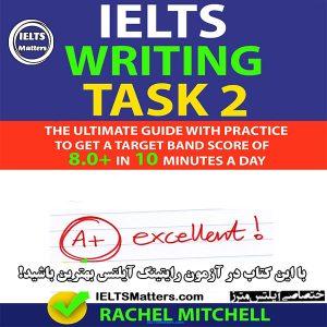 دانلود کتاب IELTS Writing Task 2-Rachel-Mitchell