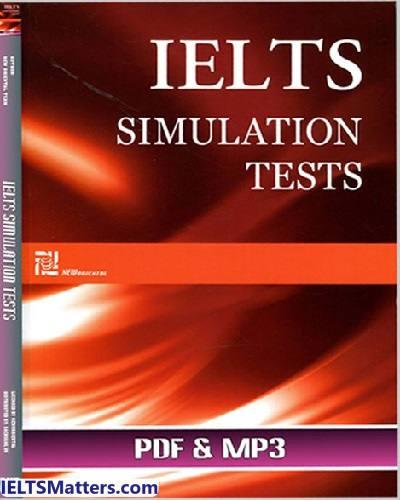 دانلود رایگان کتاب IELTS Simulation Tests