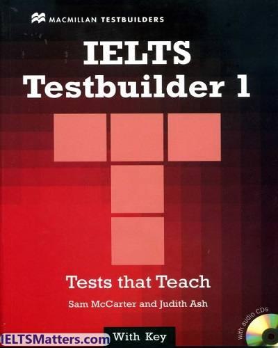 دانلود رایگان کتاب IELTS Test Builder1