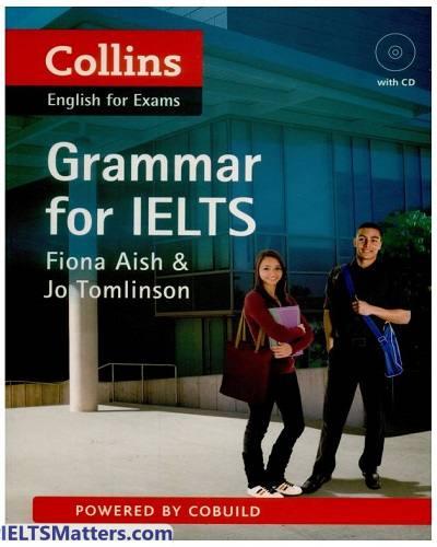 دانلود رایگان کتاب Collins Grammar for IELTS