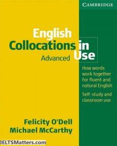دانلود رایگان کتاب Collocation in use advanced