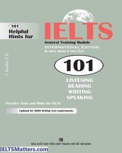 دانلود رایگان کتاب 101Helpful Hints for IELTS General