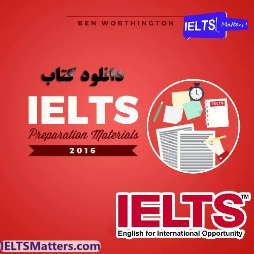 دانلود کتاب IELTS Preparation Materials