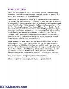 دانلود کتاب IELTS Speaking Strategies By Rachel Mitchelle
