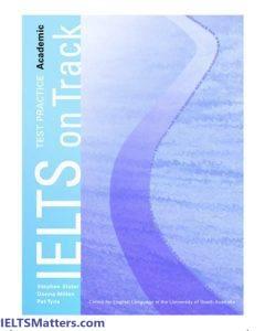 دانلود رایگان کتاب IELTS on Track Test Practice