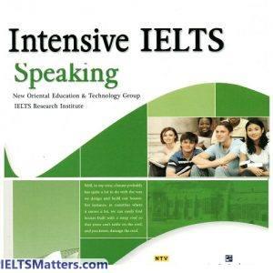 دانلود کتاب Intensive IELTS Speaking