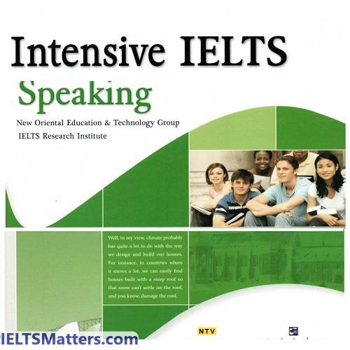 دانلود کتاب Intensive IELTS Speaking