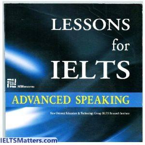 دانلود کتاب Lessons for IELTS Speaking-Advanced