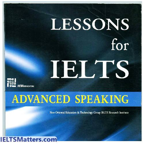 دانلود کتاب Lessons for IELTS Speaking-Advanced