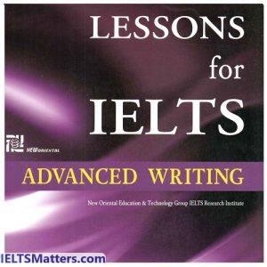دانلود کتاب Lessons for IELTS Writing-Advanced