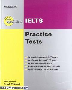 دانلود رایگان کتاب Thomson exam essentials-IELTS Practice Tests