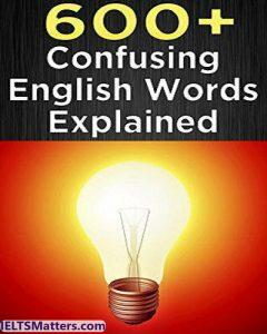 دانلود رایگان کتاب 600+ Confusing English Words Explained