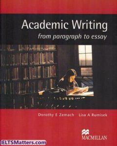 دانلود رایگان کتاب Academic Writing from paragraph to essay
