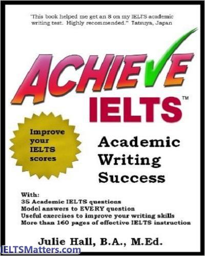 دانلود رایگان کتاب Achieve IELTS Academic Writing Success