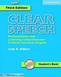 دانلود کتاب Clear Speech by Cambridge