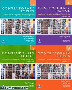 دانلود رایگان مجموعه کتاب های Contemporary Topics