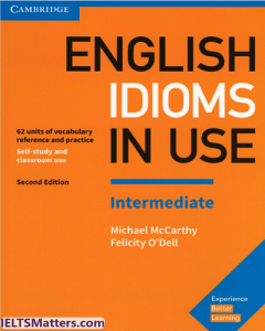 دانلود رایگان کتاب English Idioms in Use – Advanced