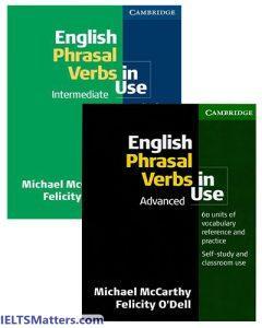دانلود رایگان کتاب های English Phrasal Verbs in Use